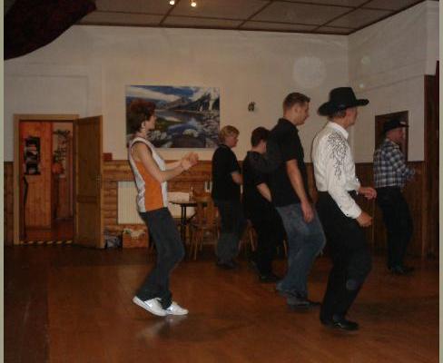 1. Linedance-Workshop-Abend in Windischholzhausen