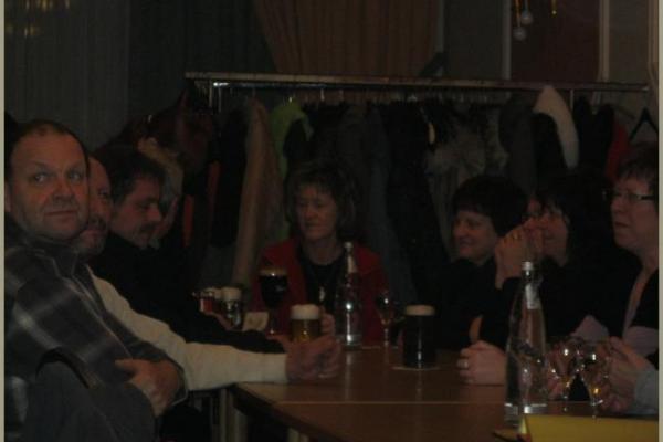 08.02.2012 - Training mit Freunden in Alach am 08.02.2012
