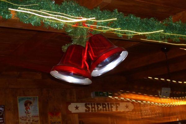 Weinachtsfeier der Sparkle Devils am 16.03.2013 im Steakhouse Texas