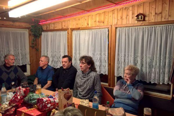 Winterweihnachtswochenende der Sparkle Devils in Meyersgrund 2017