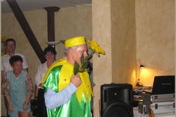 27.12.2011 Playback Show der Sparkle-Devils zu Petras 50. Geburtstag