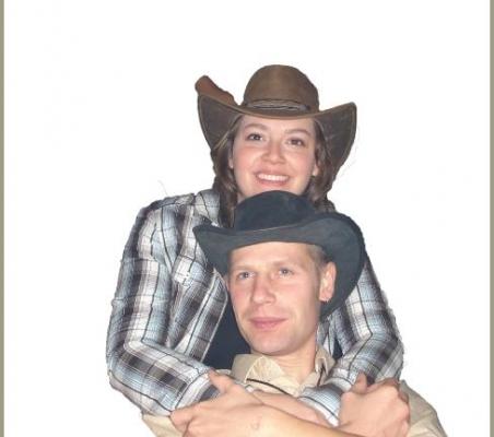"""30.10.2009 5.Country- und Oldieabend mit Andreas Kunte und Nils in Vieselbach im """"Thüringer Hof"""", Bahnhofallee 2"""