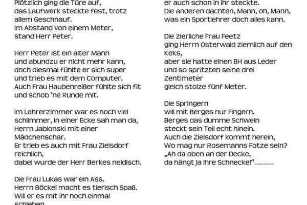 Klemms Liebes(g)lied