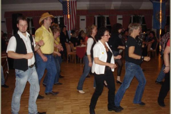 02.10.2010 - LineDance02102010 - Line Dance Party mit DJ Marion