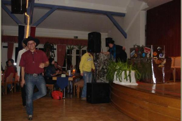 06.03.2010 Lindanceparty in Großengottern