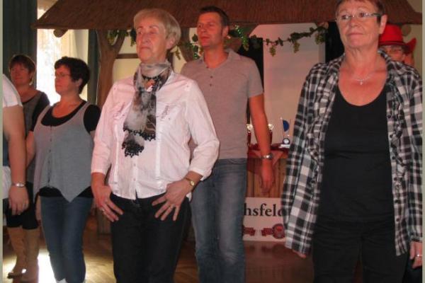 06.11.2011 - Line Dance Cup Eichsfeld in Kaltohmfeld