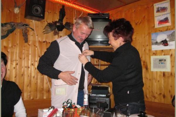 11.12.2010 - Winter-Weihnachts-Wochenende der Sparkle-Devils in Meyersgrund