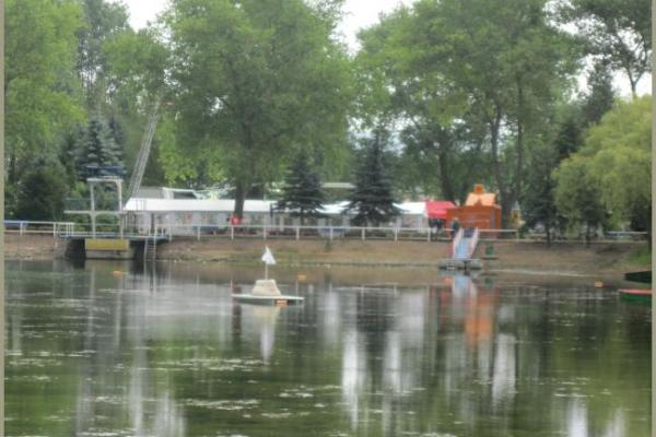 12.-13.08.2011 18. Countryfest des Countryclubs Eastside im Naturschwimmbad Heldrungen mit Liveband Leo Cober