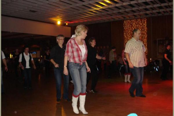 17.01.2010 Line-Dance-Weekend Panoramic Hotel Hohegeiß