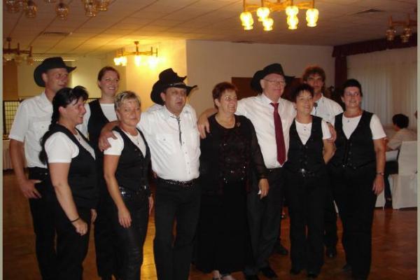Auftritt der Sparkle Devils am 17.07.2010 in Hassleben