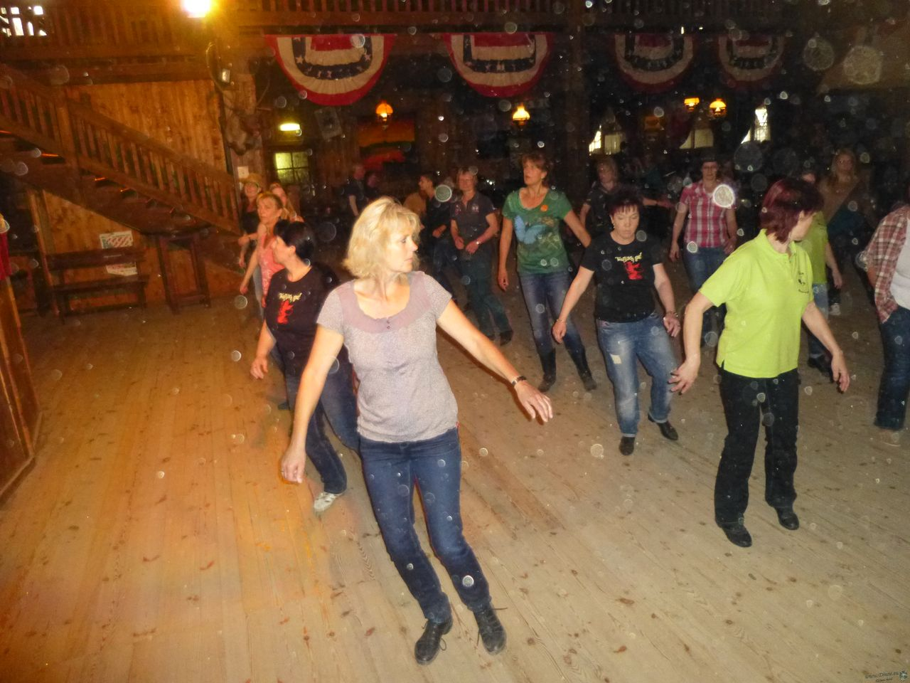 Line-Dance-Weekend vom 25. bis 27.04.2014 in Pullman City Harz