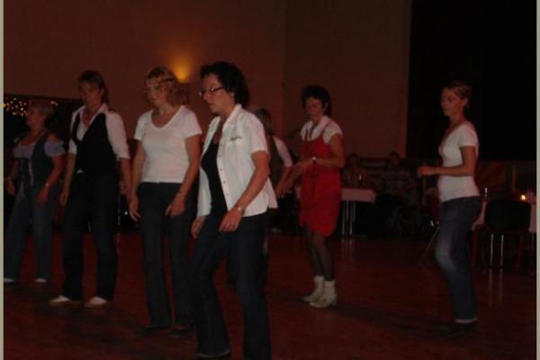 25.09.2010 - Country- und Linedancenight des Linedance Club Alabama am 25.09.2010 mit DJ André in Arnstadt Hotelpark Stadtbrauerei Stadthalle
