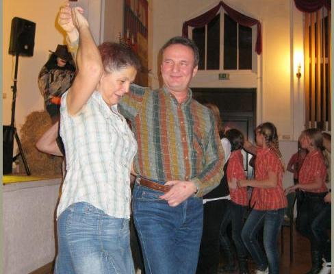 28.01.2012 - 6. Linedanceparty der Red Angels