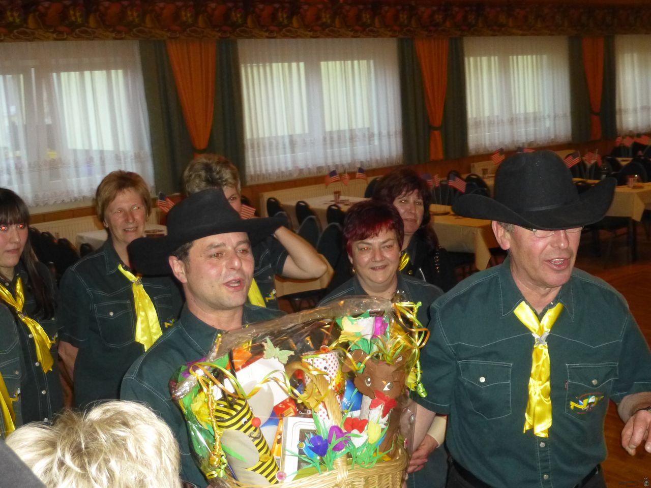 9. Frühlings-LDP der Sparkle Devils am 29.03.2014 in Alach