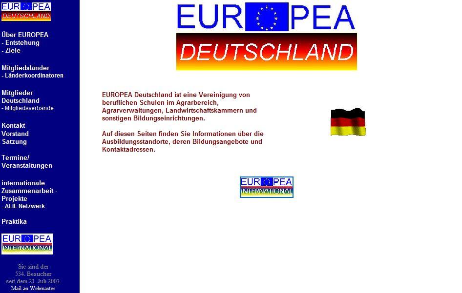 EuropeaDeutschland