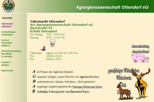 AgrargenossenschaftOttendorf